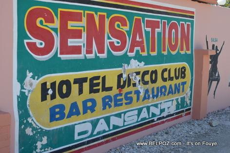 Sensation Hotel Disco Club Bar Restaurant, Gonaives Haiti