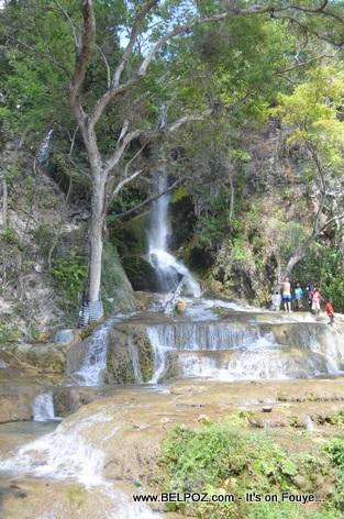 Saut d'Eau Waterfall - Famous Waterfalls in Haiti
