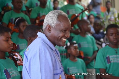Gade kijan Frere Armand Kontan... Inogirasyon INAMUH, Pandiassou Haiti
