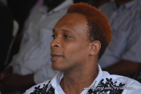Erol Josue - Inauguration INAMUH, Pandiassou Haiti
