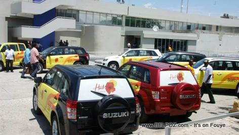 New Haiti Tourist Taxis