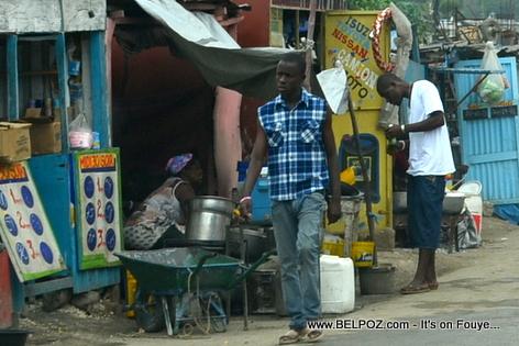 Commerce Ti Machann - Haiti