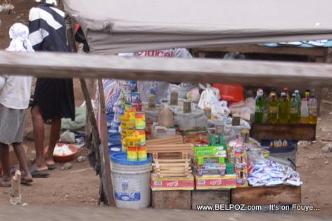 Commerce Ti Machann - Saint Louis du Sud, Haiti