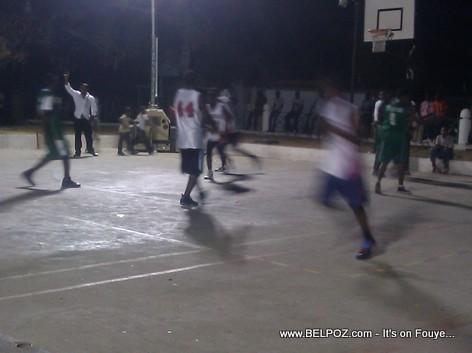 Hinche Haiti - Activite Sportives sur la Place Publique