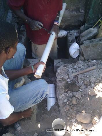 Haiti - Plomberie