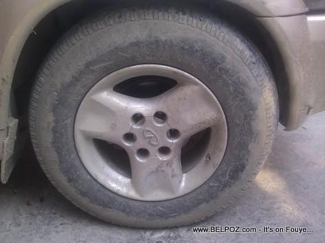 Haiti - Dirty Tires