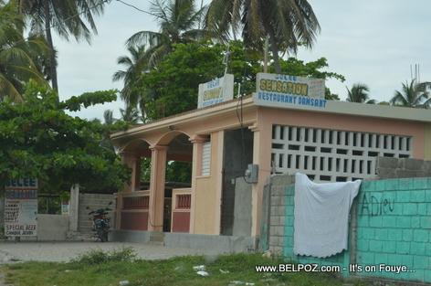 Gelee Sensation Restaurant Dansant - Gelee Beach - Les Cayes Haiti