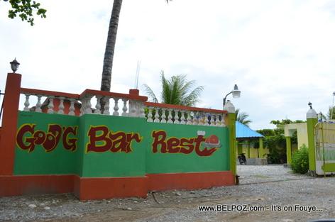 Good'G Bar Resto - Gelee Beach - Les Cayes Haiti
