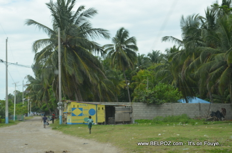 Gelee Beach - Les Cayes Haiti