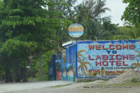 Labiche Hotel - Gelee Beach - Les Cayes Haiti