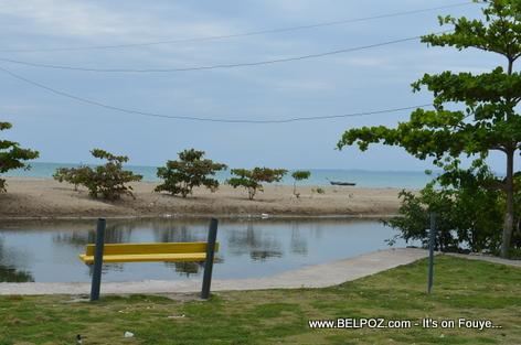 Embouchure rivière de Labiche - Gelee Beach - Les Cayes Haiti