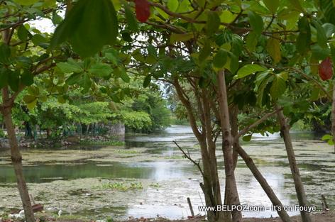 Embouchure Riviere Labiche - Plage Gelee - Les Cayes Haiti