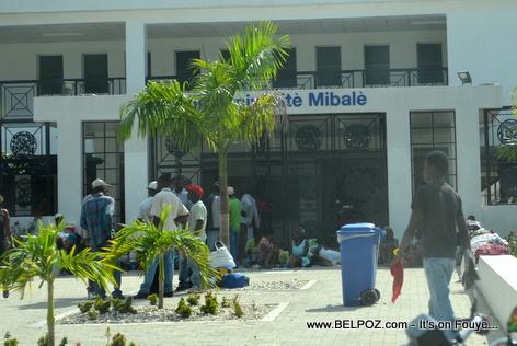 Haiti - Hopital Universitaire de Mirebalais
