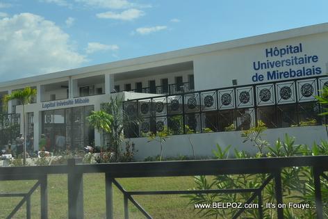Mirebalais University Hospital, Mirebalais Haiti
