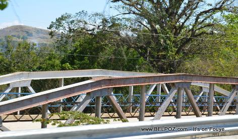 Ancien pont de thomonde, Thomonde Haiti