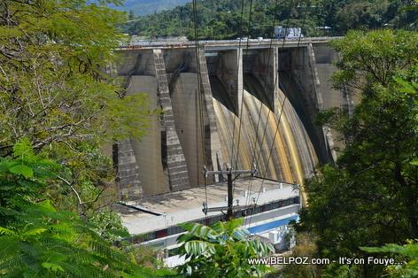 Peligre Hydroelectric Dam - Haiti
