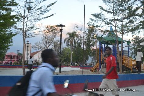 Place Publique - Mirebalais Haiti