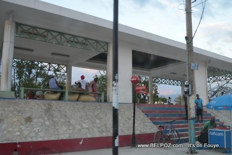 Place Publique la nan Ville Mirebalais, Haiti