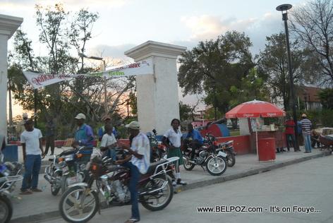 Taxi Moto, Bo Place la, Mirebalais Haiti
