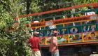 Thomonde Haiti - Camion Kole nan Raket