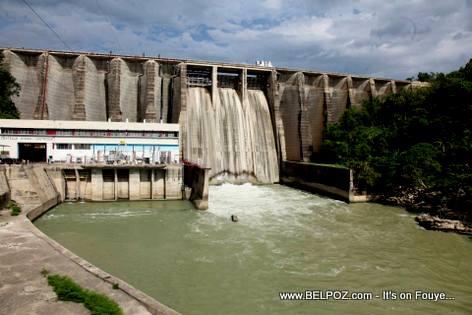 Haiti - Peligre Hydroelectric Plant