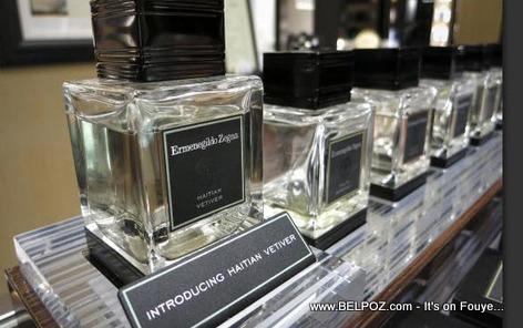 Ermenegildo Zegna - Haitian Vetiver Fragrance
