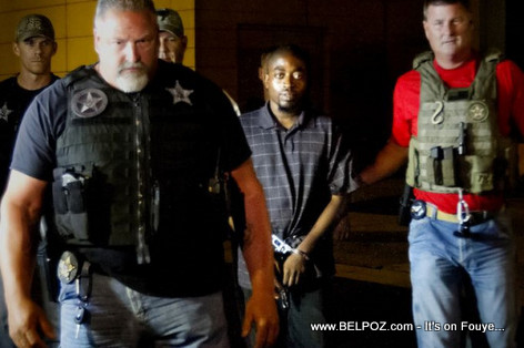 Wesnel Isaac - America's Most Wanted arrested in Haiti