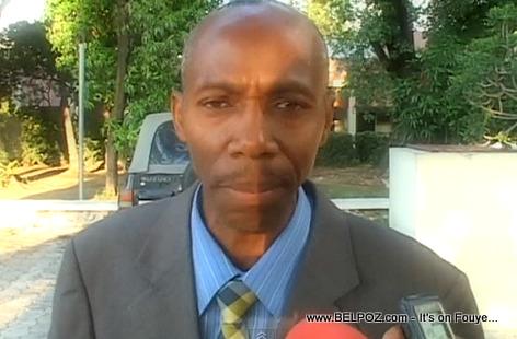 Mario Beauvoir - Haitian Lawyer