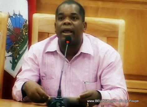 Jean Baptiste Bien-Aime - Haiti Senator