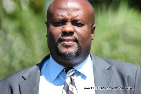 Rudy Heriveaux - Haiti Ministre de la Communication