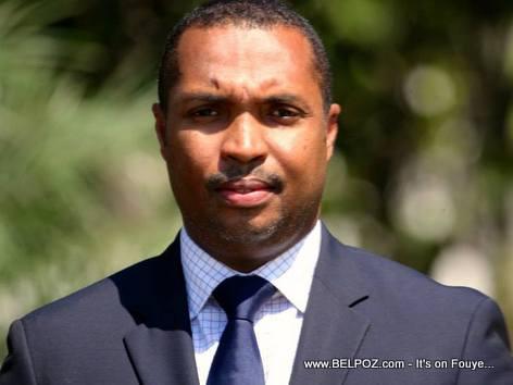 Charles Jean Jacques - Haiti Ministre des Affaires Sociales et du Travail
