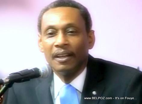 Emmanuel Menard - Nouvo Directeur General ONA - Haiti