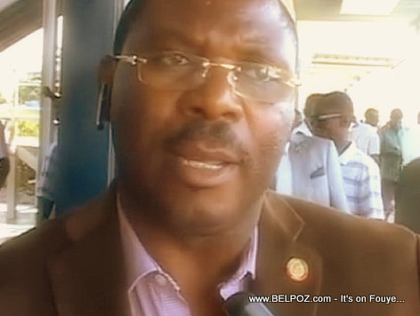 Jude Charles Faustin - Depute Haiti