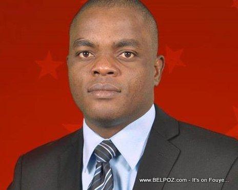 Jules Lionel Anelus - Depute Lestere Haiti