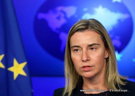 Federica Mogherini - European Union