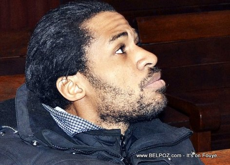 Fritz-Joly Joachin Haitian Arrested in Charlie Hebdo Killings