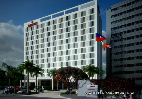 PHOTO: Mariott Port-au-Prince Hotel