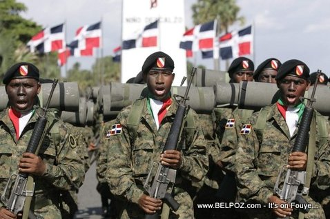 PHOTO: Dominican Soldiers