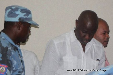 PHOTO: Haiti - Sonson La Familia Released from Prison