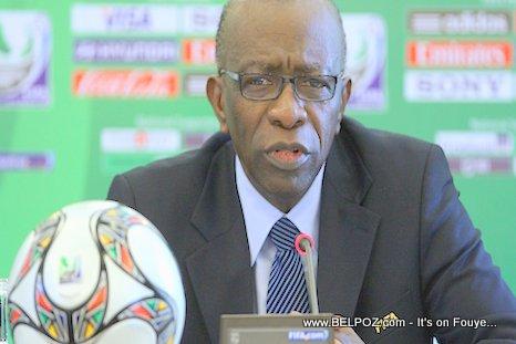 PHOTO: Jack Warner - FIFA Vice President
