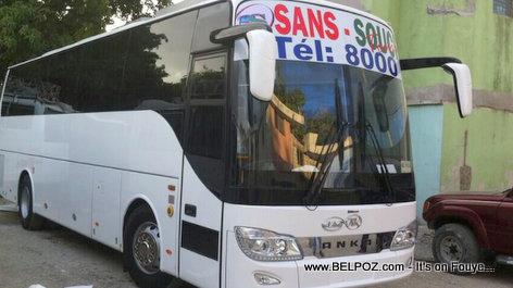 PHOTO: Haiti Autobus Sans-Souci Tours Services Transport
