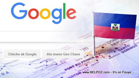 Google - Kreyol Ayisyen