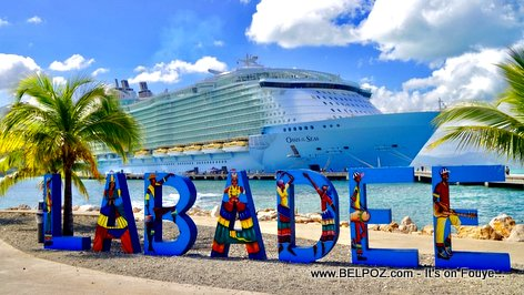 Labadee Haiti - A private resort In Northern Haiti, a place to visit at least once in your life
