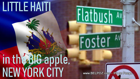There is a 'Little Haiti' in the BIG Apple, Little Haiti New York