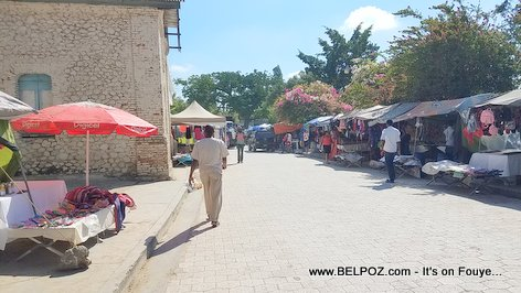 HInche Haiti - Getting ready for Fête patronale