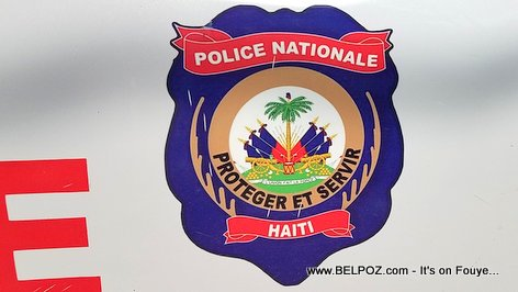 To protect and to serve - Motto of the Haitian National Police