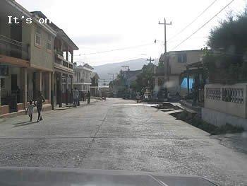 Jacmel - A travers la ville de Jacmel
