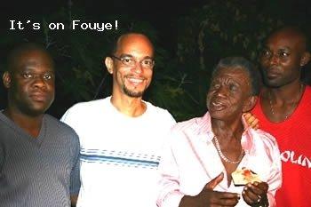 Wilkenson Bruna, Richard Senecal,  Roland Dorfeuille [ AKA Pyrame ], Jimmy Jean Louis