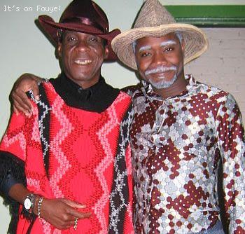 Tonton Bicha and Papa Pie
