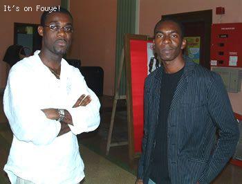 Alain Sanon, Mora Junior Etienne